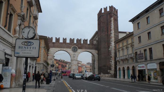 Roteiro de um Dia em Verona: I Portoni della Bra