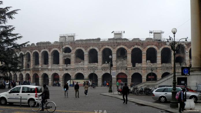 Roteiro de um dia em Verona: visita a Arena