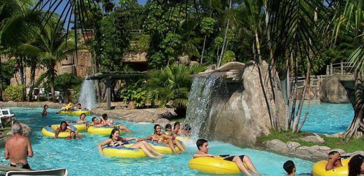Consiga até 50% de Desconto no Ingresso do Hot Park, Rio Quente