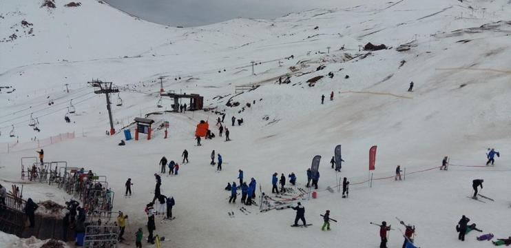 Valle Nevado no Chile