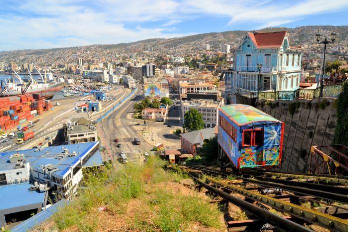 Roteiro em Valparaíso do Chile, o que fazer em Valparaiso do chile, como chegar a valparaiso