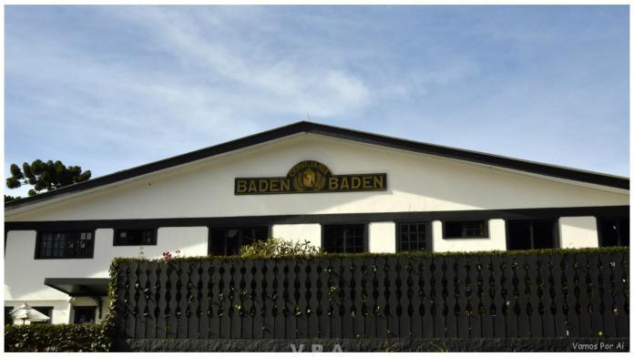 Fabrica Baden Baden em Campos do Jordao