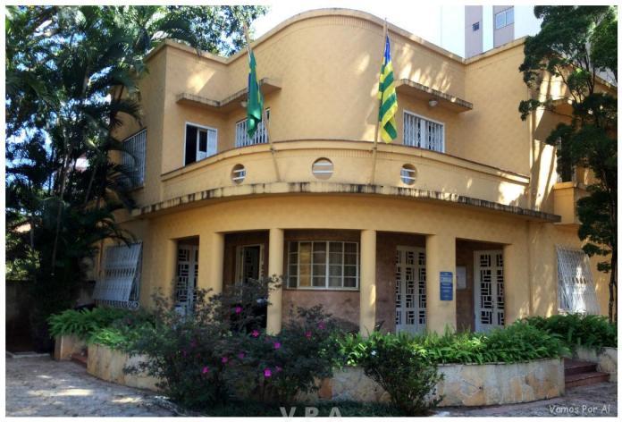Museu Pedro Ludovico Teixeira em Goiânia