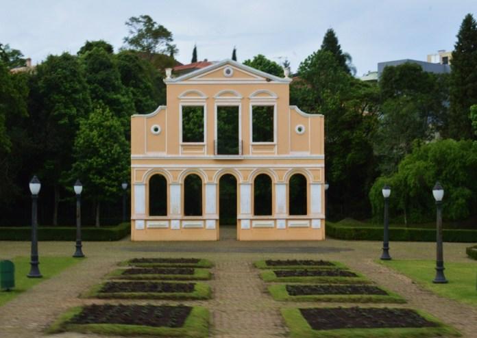 O que fazer em Curitiba: Bosque Alemão