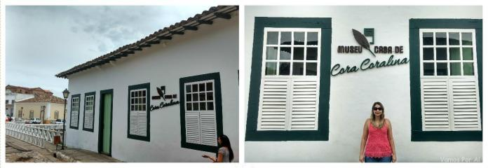 Museu de Cora Coralina em Goiás