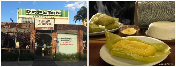 onde comer comida goiana em Goiania