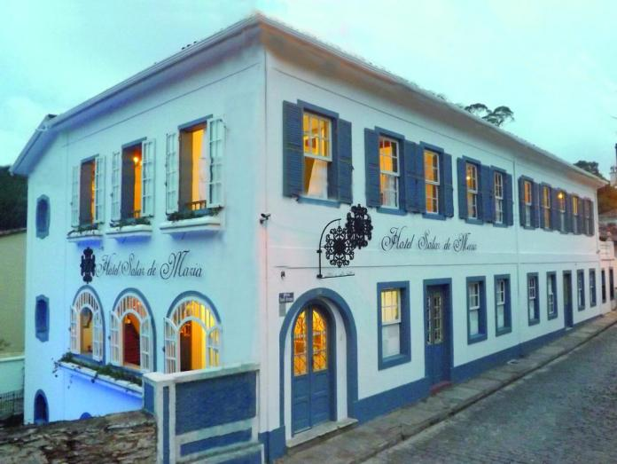 onde se hospedar em Ouro Preto