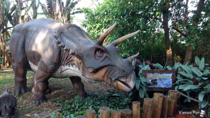 Vale dos Dinossauros, Foz do Iguaçu 2