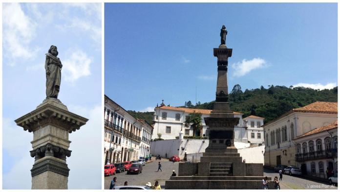 Praca Tiradentes - Ouro Preto