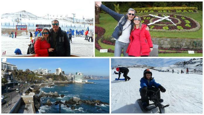 Lugares que eu voltaria: Chile