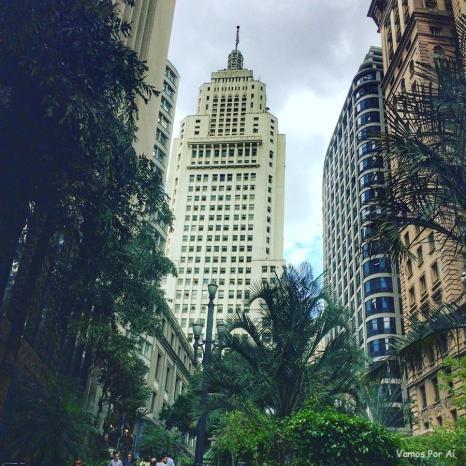 Edifício Altino Arantes São Paulo