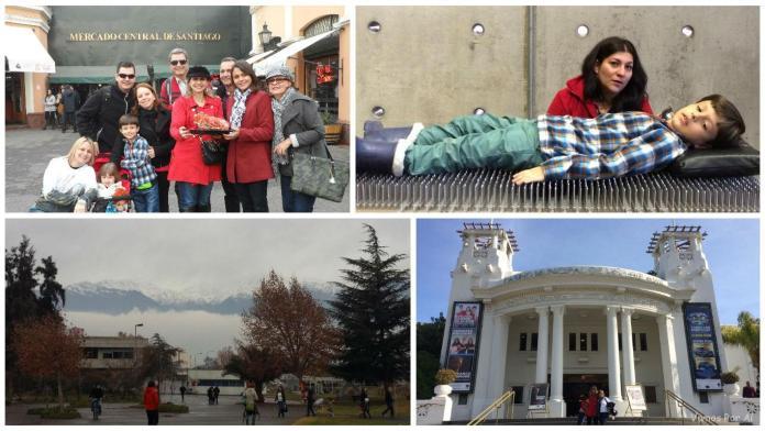 Santiago no Chile, destinos que eu voltaria, lugares que eu gostaria de viajar novamente