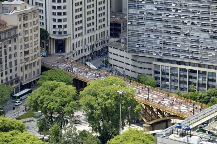 Roteiro no Centro de São Paulo