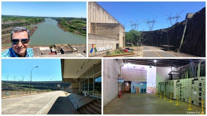 Como é Visitar a Usina Hidrelétrica de Itaipu 5