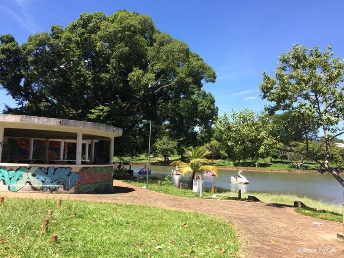 Lago das Rosas Goiânia