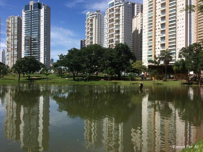 Parque Flamboyant Goiânia