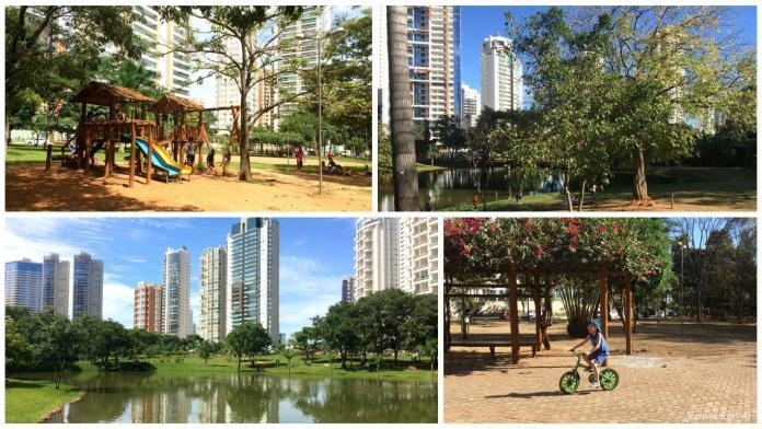 Passeios em Goiânia com crianças: Parque Flamboyant