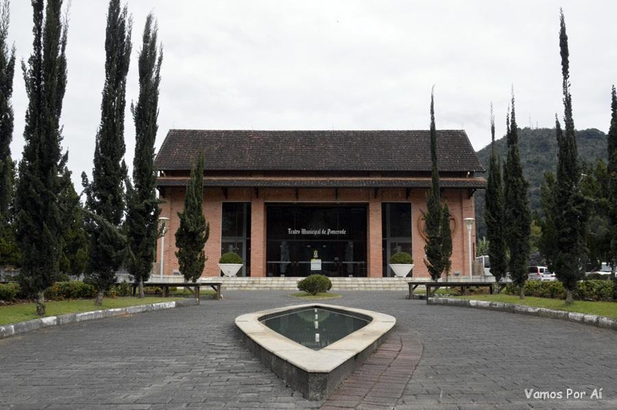 Teatro Municipal Pomerode