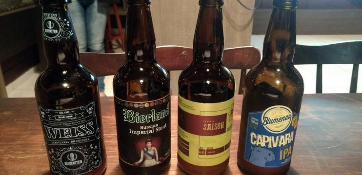 O que fazer em Blumenau? Cerveja, Cerveja, Cervejaaaa…