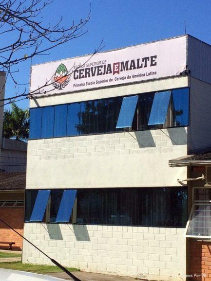 Escola de Cerveja em Blumenau