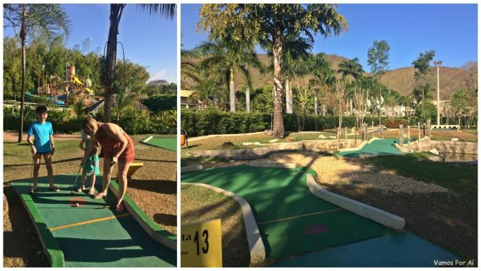 Mini Golf Hot Park