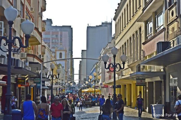 Rua Felipe Schmidt
