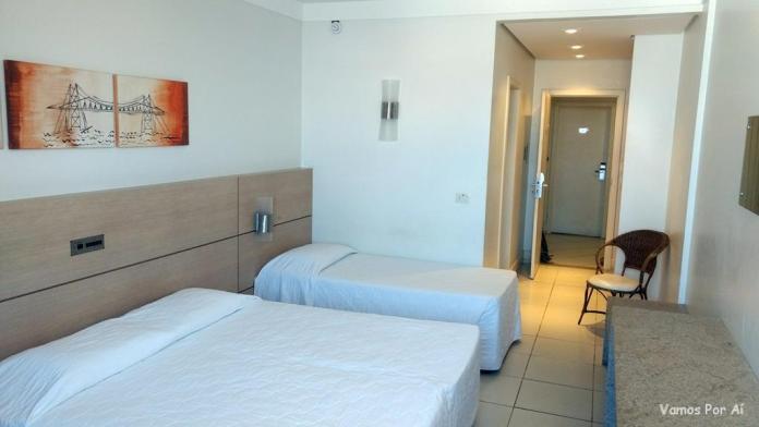 Dica de Hotel na Praia dos Ingleses: Hotel Porto Sol
