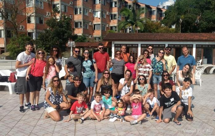 Blogueiros de Viagens no Hotel Maria do Mar