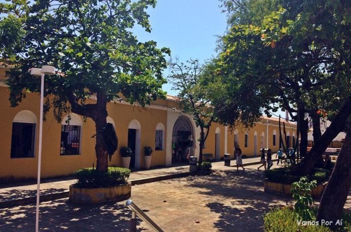 passeios em Fortaleza: EMCETUR
