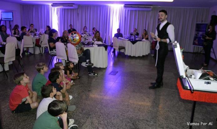 abertura do encontro de blogs expert em viagens com filhos