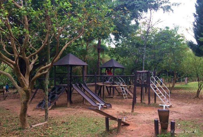 Parque da Luz em Florianópolis