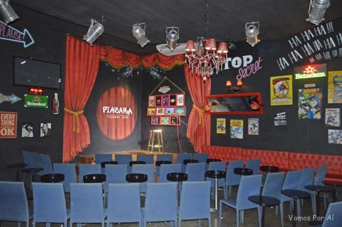onde assistir show de humor em Fortaleza? Piadaria