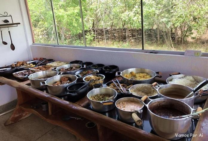 Restaurante Reserva do Abade