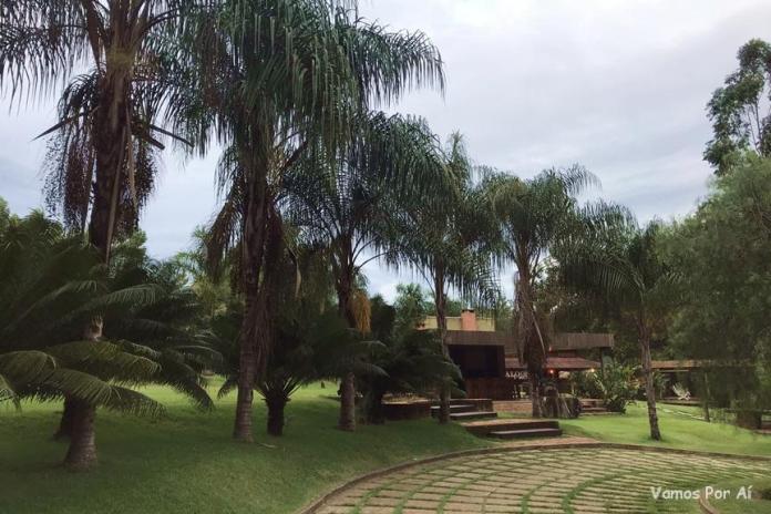 Restaurante Villa Cavalcare em Goiânia