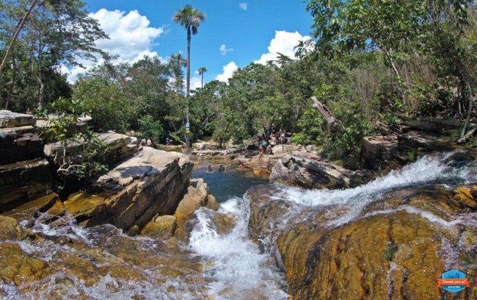 Roteiro em Pirenópolis: Cachoeira Paraíso em Pirenópolis