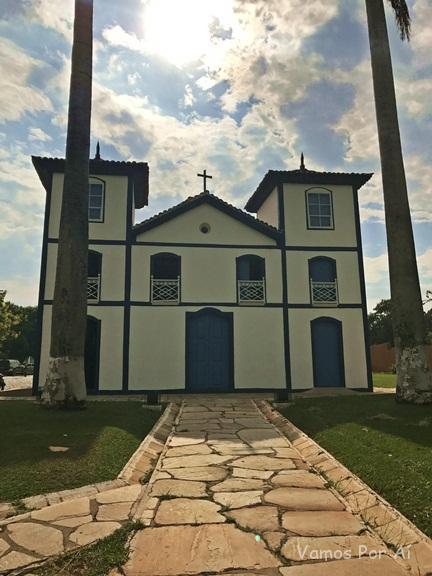 Igreja Nosso Senhor do Bonfim Pirenopolis