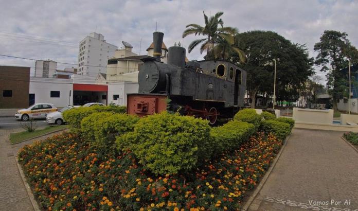 Locomotiva Macuca
