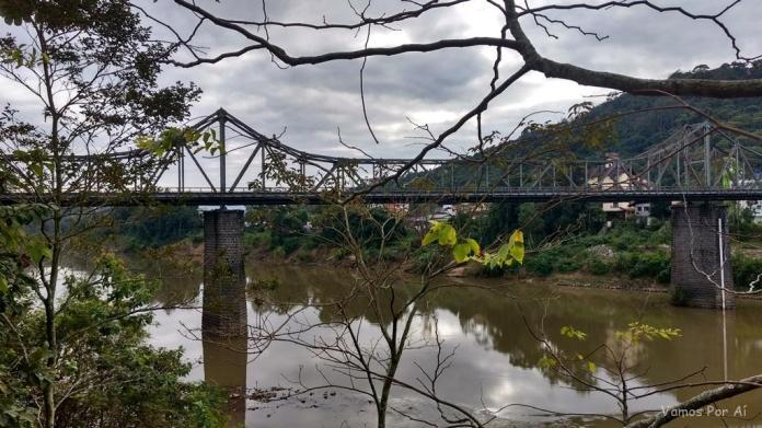 Ponte Aldo Pereira de Andrade em Blumenau