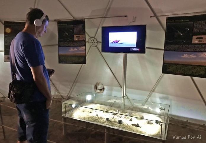 Como é o Museu do Meteorito em San Pedro do Atacama