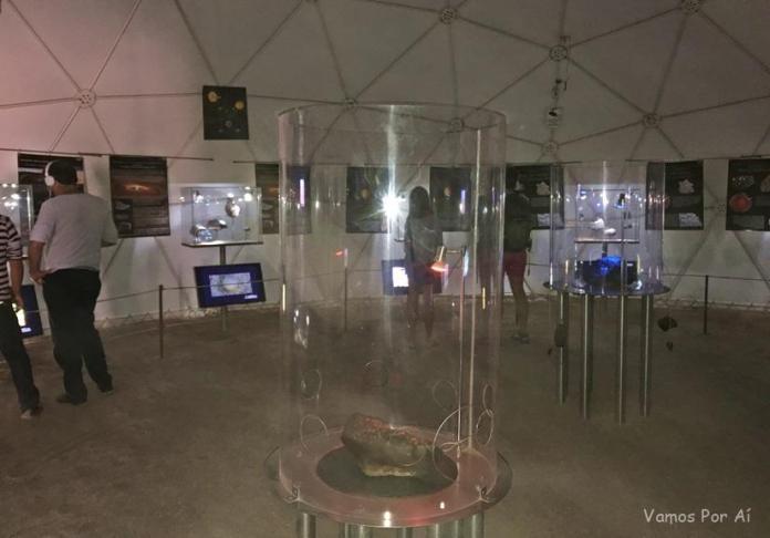 Museu do Meteorito em San Pedro do Atacama