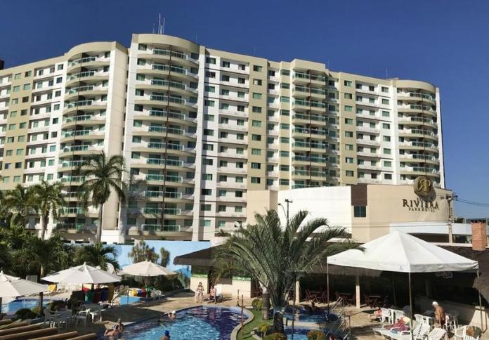 Hotel Privé Riviera, Caldas Novas