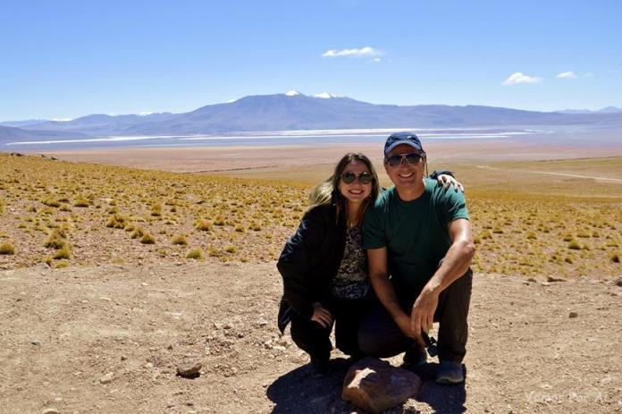 Mirante Lagoa Colorada - como é o passeio de um dia até a Laguna Colorada