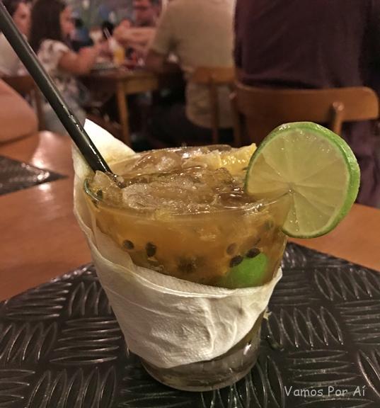 Drink Jorge Amado em Paraty