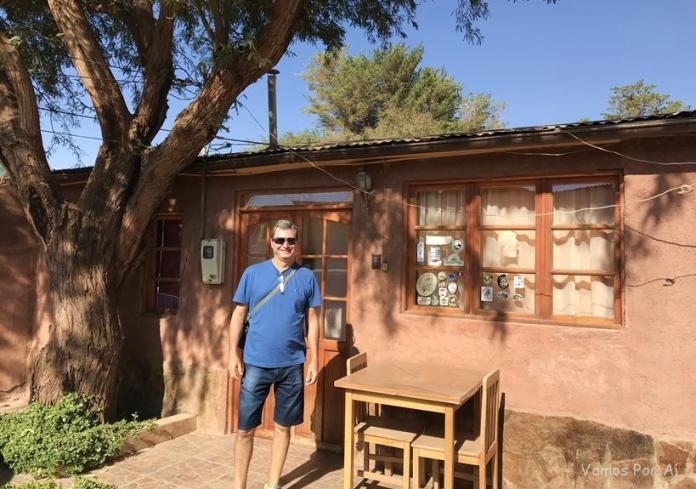 Hotel em San Pedro do Atacama