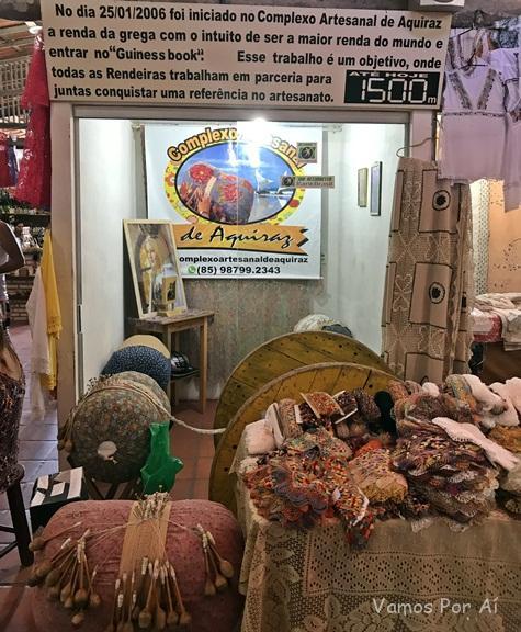 Complexo Artesanal Aquiraz: passeios em Fortaleza