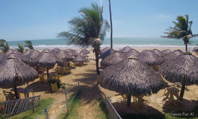 como chegar a Lagoinha em Fortaleza