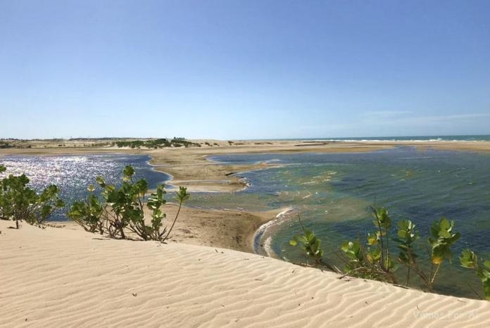 Praia de Lagoinha: um paraíso no Ceará