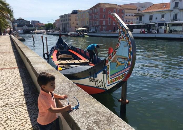 Cidades em Portugal para conhecer Aveiro - a Veneza Portuguesa