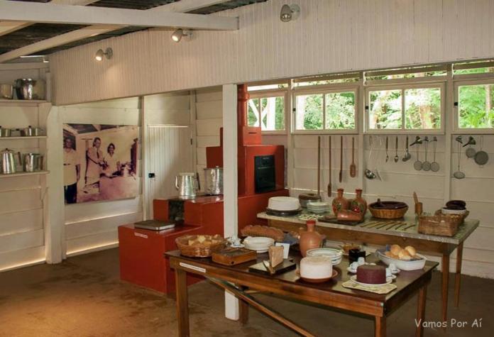 Cozinha do Catetinho