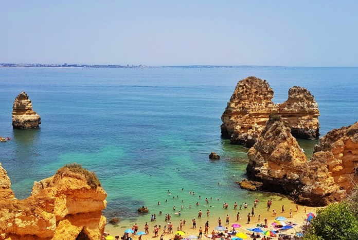 Praia do Camilo - Algarve